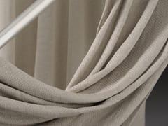 Tessuto lavabile in lino per tendePOUR PARLER - AGENA