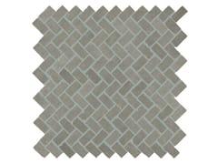 Mosaico in gres porcellanatoPOWDER | Mosaico Mud - MARAZZI GROUP