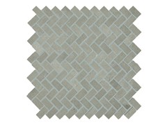 Mosaico in gres porcellanatoPOWDER | Mosaico Smoke - MARAZZI GROUP