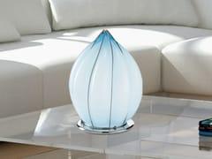 Lampada da tavolo in vetro di Murano POZZO MT 119 - Pozzo