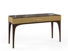 Consolle rettangolare in legno con cassettiPR.782 - STELLA DEL MOBILE