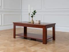 Tavolino rettangolare in fibra di legnoPRESTIGE | Tavolino rettangolare - ARREDIORG