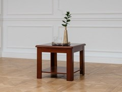 Tavolino da caffè quadrato in fibra di legnoPRESTIGE | Tavolino quadrato - ARREDIORG