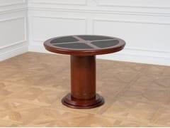 Tavolo rotondo in fibra di legnoPRESTIGE | Tavolo rotondo - ARREDIORG