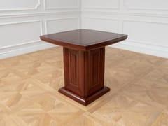 Tavolo quadrato in fibra di legnoPRESTIGE | Tavolo quadrato - ARREDIORG