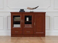Mobile ufficio basso in fibra di legno con cassettiPRESTIGE C635 | Mobile ufficio con cassetti - ARREDIORG