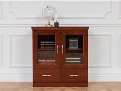 Mobile ufficio basso in fibra di legno con cassettiPRESTIGE C725 | Mobile ufficio con cassetti - ARREDIORG