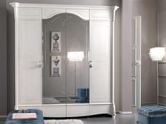 Armadio in legno con specchioPRESTIGE | Armadio con specchio - LINEA & CASA +39
