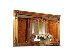 Specchio rettangolare in legno con cornice da paretePRESTIGE PLUS | Specchio - BARNINI OSEO