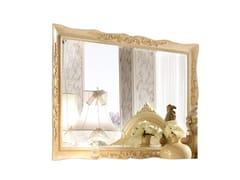 Specchio rettangolare in legno con cornice da paretePRESTIGE PLUS | Specchio rettangolare - BARNINI OSEO