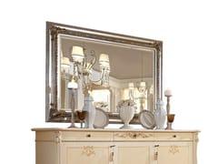 Specchio in legno con cornice da paretePRESTIGE | Specchio da parete - BARNINI OSEO