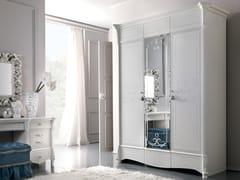 Armadio in legno con specchioPRESTIGE | Armadio - LINEA & CASA +39