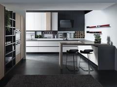 Cucina componibile in laminato con penisolaPRIMA | Cucina in laminato - GF FLORITELLI