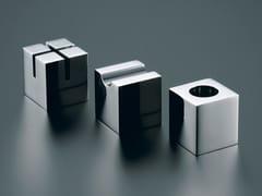 Set da scrivania a forma cubica in acciaio inoxPRIMARIO VESTIGE   Set da scrivania - TAKEDA CO.