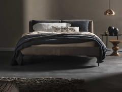 Copripiumino in lino con motivi floreali PRIMULA | Copripiumino - Decor
