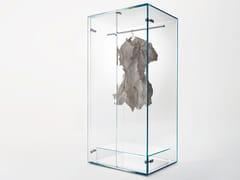 ARMADIO IN CRISTALLOPRISM GLASS WARDROBE - GLAS ITALIA