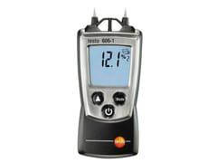 Strumento per la misura di umidità nei materiali TESTO 606-1 -