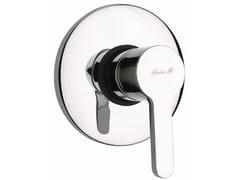 Miscelatore per doccia monocomando monoforo CORNER | Miscelatore per doccia monoforo - Corner
