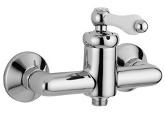 Miscelatore per doccia a 2 fori monocomando HERMITAGE - HERMITAGE CRYSTAL - F4408 - Hermitage - Hermitage Crystal