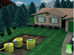 Impianto di trattamento acque reflueANAPACKAGE - REDI