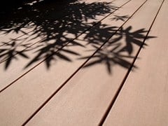 Decking in WPC PURE SIENA - Pure