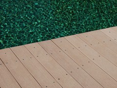 Decking in WPC PURE CLASSIC SAND - Pure Classic
