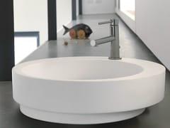 Miscelatore per lavabo da piano monocomando monoforo MINI-X | Miscelatore per lavabo - MINI-X