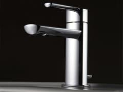 Miscelatore per lavabo da piano in acciaio TANGO | Miscelatore per lavabo - Tango