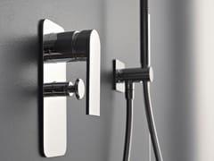 Miscelatore per doccia con doccetta 100 | Miscelatore per doccia - 100