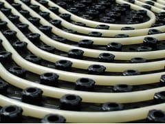 Pannello radiante a pavimento in plastica riciclataQUOTA ZERO AD - RDZ