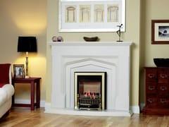BRITISH FIRES, ENVIRON Caminetto a gas con tecnologia catalitica