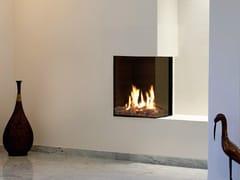 BRITISH FIRES, VISTA 40 Caminetto a doppia facciata a gas chiuso