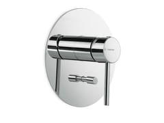 Miscelatore per vasca a muro monocomando con piastra MINI-X   Miscelatore per vasca a muro - MINI-X