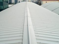 ELCOM SYSTEM, TERMOCOPERTURE® serie SLIM Pannello metallico coibentato per copertura