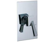 Miscelatore per doccia monocomando con piastra BRIDGE_MONO | Miscelatore per doccia monocomando - Bridge_Mono