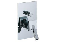 Miscelatore per vasca/doccia con piastra BRIDGE_MONO | Miscelatore per doccia con piastra - Bridge_Mono