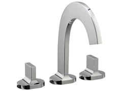 Miscelatore per lavabo a 3 fori da piano CUT | Miscelatore per lavabo a 3 fori - Cut