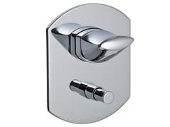 Miscelatore per vasca/doccia con piastra HEDO' | Miscelatore per doccia con piastra - Hedo'