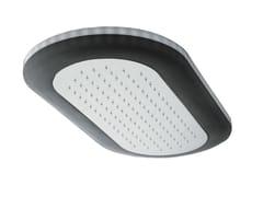 Soffione doccia a pioggia con cromoterapia LIGHT | Soffione doccia a pioggia - Light