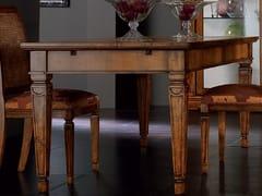Tavolo allungabile quadrato in legnoCA' VENIER | Tavolo quadrato - CANTIERO