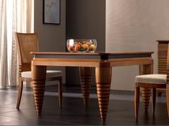 Tavolo in legno masselloELETTRA DAY | Tavolo in legno massello - CANTIERO