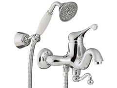 Miscelatore per vasca a muro con doccetta PICCADILLY | Miscelatore per vasca a muro - Piccadilly