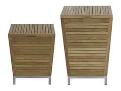 Mobile contenitore da giardino in legnoOXY   Mobile contenitore da giardino in legno - IL GIARDINO DI LEGNO