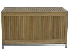 Panca da giardino in legno con contenitoreVICKY   Panca da giardino in legno - IL GIARDINO DI LEGNO