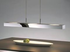 Lampada a sospensione alogena regolabile BOX HL 90 - Box