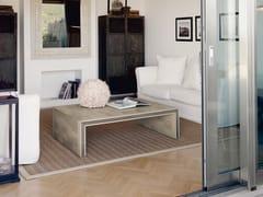 Tavolino basso rettangolare in legnoH-620 | Tavolino - DALE ITALIA
