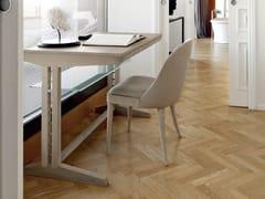 Scrivania in legno con cassettiG-650 | Scrivania - DALE ITALIA