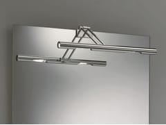 Lampada da specchio in metallo cromato DIM 1 - Dim