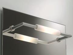 Lampada da specchio in metallo cromato NEW BETA 3 - New Beta