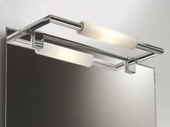 Lampada da specchio in metallo cromato NEW BETA 1 - New Beta